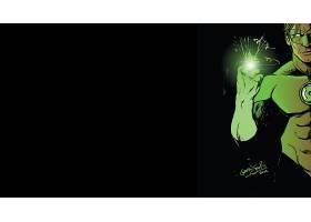 漫画壁纸,绿色的,灯笼,壁纸(38)