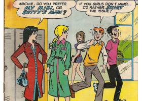 漫画壁纸,玩笑,书,高射炮,安德鲁斯,婆婆纳,提出,贝蒂,制桶工人,图片