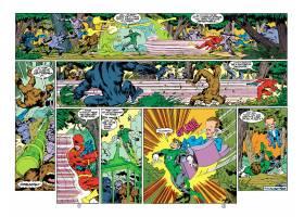 漫画壁纸,绿色的,灯笼,闪光,哥伦比亚特区,漫画壁纸,壁纸