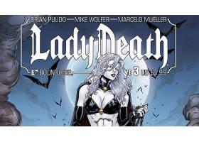 漫画壁纸,女士,死亡,壁纸(11)