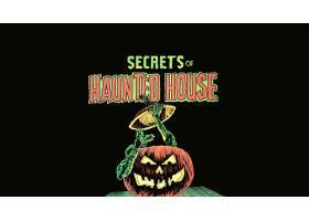 漫画壁纸,秘密,关于,闹鬼的,房子,壁纸