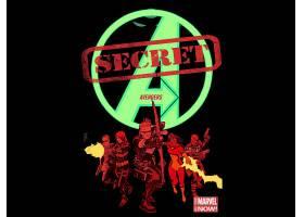 漫画壁纸,秘密,复仇者联盟,鹰眼,蜘蛛女,缺口,狂怒,黑色,寡妇,壁