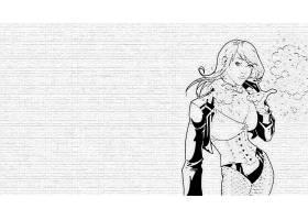 漫画壁纸,Zatanna,壁纸(2)