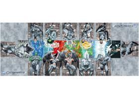 漫画壁纸,聪明的,天,火星的,追捕者,鹰派女孩,霍克曼,Aquaman,她-