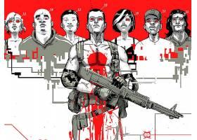 漫画壁纸,充血,壁纸(12)