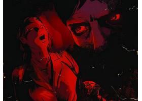 漫画壁纸,黑暗,阴影,壁纸(3)