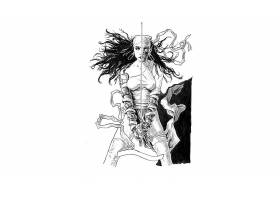 漫画壁纸,埃莱克特拉,壁纸(9)