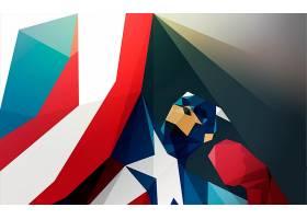 漫画壁纸,船长,美国,壁纸(4)