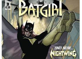 漫画壁纸,蝙蝠女侠,壁纸(6)
