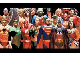 漫画壁纸,公正,霍克曼,绿色的,灯笼,闪光,Aquaman,超人,勤务兵,奇