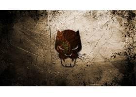 漫画壁纸,黑色,美洲豹,壁纸(1)