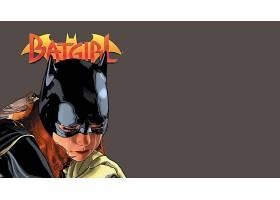 漫画壁纸,蝙蝠女侠,壁纸(19)