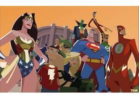 漫画壁纸,公正,联盟,关于,美国,奇迹,妇女,超人,绿色的,箭,闪光,
