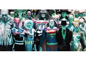 漫画壁纸,大量的,关于,死亡,Sinestro,家伙,超人,稻草人,壁纸