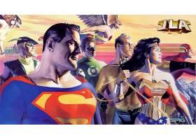 漫画壁纸,公正,联盟,关于,美国,鹰派女孩,霍克曼,绿色的,箭,绿色