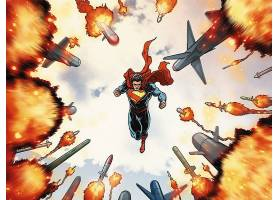 漫画壁纸,行为,漫画壁纸,超人,壁纸(3)