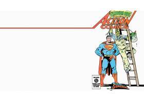 漫画壁纸,行为,漫画壁纸,超人,壁纸(4)