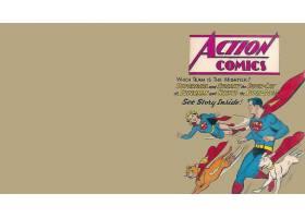 漫画壁纸,行为,漫画壁纸,超人,超级女声,壁纸