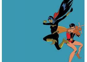 漫画壁纸,蝙蝠女侠,知更鸟,蓝色,蝙蝠女侠,知更鸟,壁纸