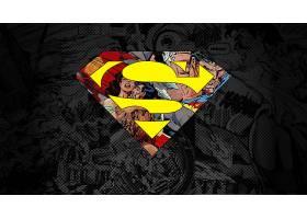 漫画壁纸,超人,超人,标识,壁纸(6)