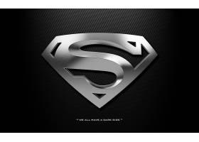 漫画壁纸,超人,超人,标识,壁纸(7)