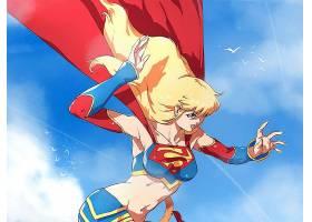 漫画壁纸,超级女声,壁纸(21)