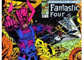 漫画壁纸,极好的,四,行星吞噬者,人类,火炬,先生,极好的,银,冲浪