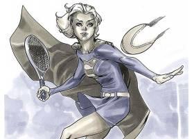 漫画壁纸,超级女声,壁纸(30)