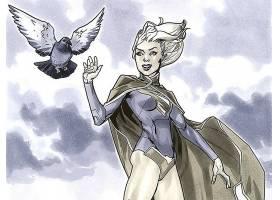 漫画壁纸,超级女声,壁纸(31)