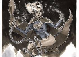 漫画壁纸,超级女声,壁纸(35)