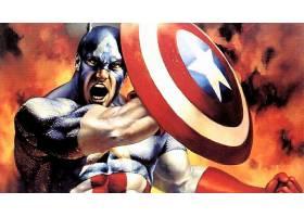 漫画壁纸,船长,美国,壁纸(1)