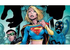 漫画壁纸,超级女声,壁纸(7)