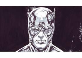 漫画壁纸,船长,美国,壁纸(2)