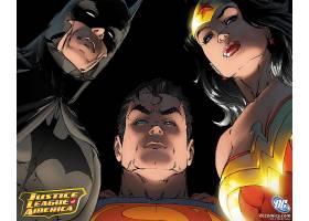 漫画壁纸,公正,联盟,关于,美国,勤务兵,超人,奇迹,妇女,壁纸