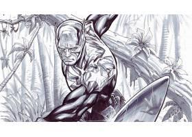 漫画壁纸,船长,美国,壁纸(3)