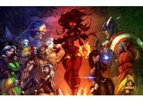 漫画壁纸,复仇者联盟,这,复仇者联盟,流氓,独眼巨人,船长,美国,黑