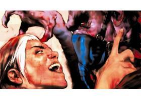 漫画壁纸,x战警,流氓,壁纸(2)