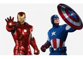 漫画壁纸,复仇者联盟,这,复仇者联盟,熨斗,男人,船长,美国,壁纸(1