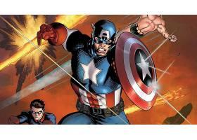 漫画壁纸,船长,美国,壁纸(5)