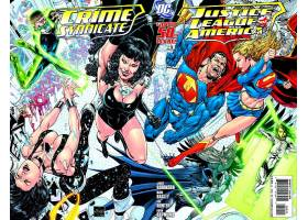 漫画壁纸,公正,联盟,翡翠,超级女声,勤务兵,�^人,女超人,机动奥特