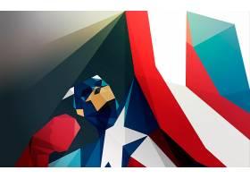 漫画壁纸,船长,美国,壁纸(64)