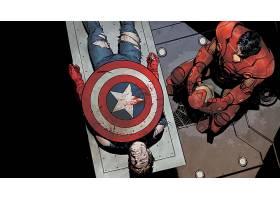 漫画壁纸,复仇者联盟,这,复仇者联盟,船长,美国,熨斗,男人,壁纸(1