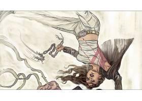 漫画壁纸,淡黄色的,这,吸血鬼,超级杀手乐团,淡黄色的,这,吸血鬼,