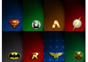 漫画壁纸,公正,联盟,超人,绿色的,灯笼,Aquaman,勤务兵,知更鸟,奇