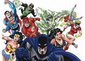漫画壁纸,公正,联盟,超人,超级女声,奇迹,妇女,勤务兵,绿色的,灯