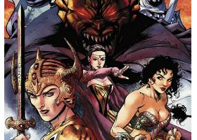 漫画壁纸,恶魔,骑士,壁纸(1)