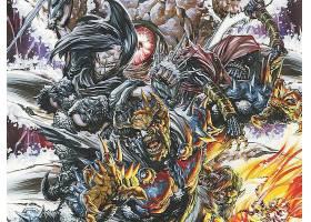 漫画壁纸,恶魔,骑士,壁纸(5)