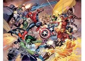 漫画壁纸,公民的,战争,匕首,斗蓬,詹尼弗,沃尔特斯,苏珊,暴风雨,