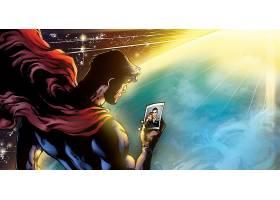 漫画壁纸,超人,壁纸(71)