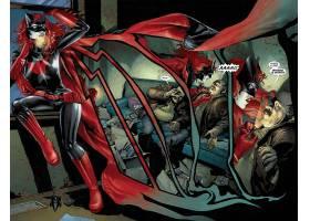 漫画壁纸,蝙蝠女侠,壁纸(38)